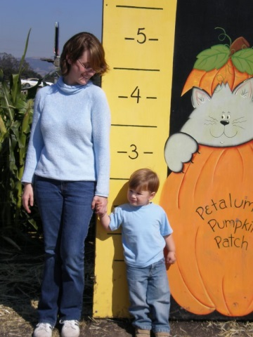 So tall!