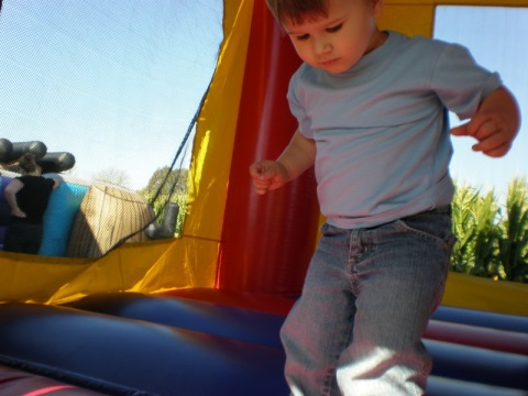 Bouncey house!