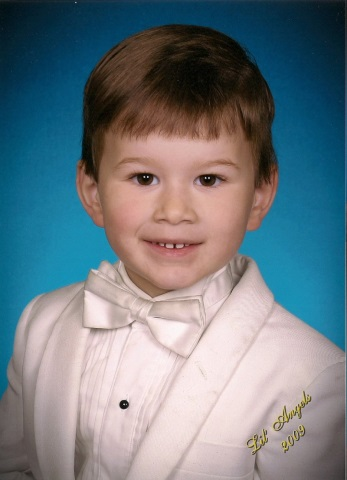 Preschool Portrait