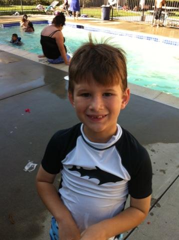 Swim Day!