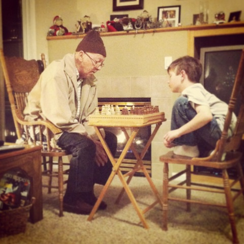 Chess with GGP